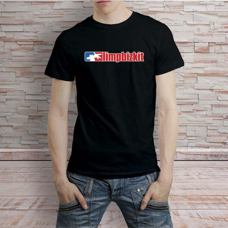 93c853177 Limp Bizkit Rap Rock Band Logo T Shirt Tee But T Shirts T Shirts Funky From  Beidhgate07, $11.01| DHgate.Com