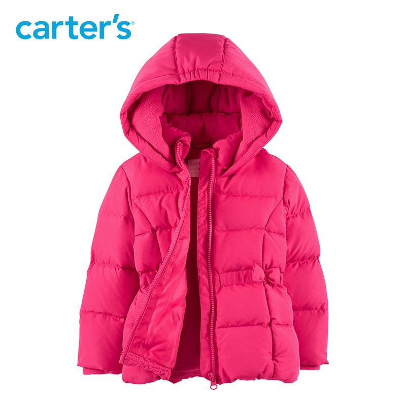 b6aab5f4d Duck Down Jacket Girl Winter Outerwear Coats Kids Casual Warm Down puffer  jacket Parka Kid Clothes CL218768/CL218778