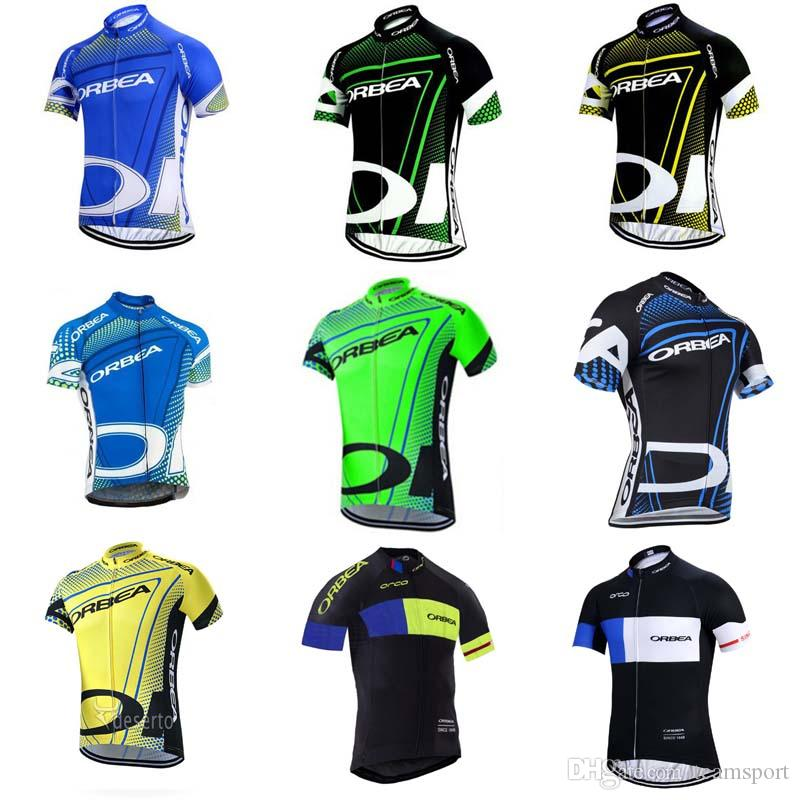 1359c593c ORBEA Team Cycling Jersey 2018 Short Sleeves Cycling Clothes Mountain Bike  Clothing New Arrival Ale Cycling Jerseys Bike 840224 ORBEA Cycling Jersey  Ropa ...