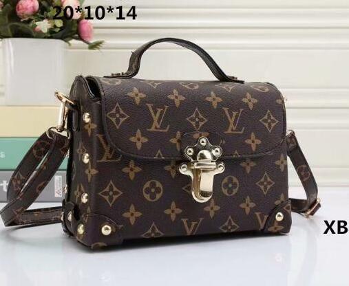 41555ad3340 AAAAA+2018 wholesale Women handbag handbag ladies designer designer handbag  high quality lady clutch purse retro shoulder bag Free Delivery