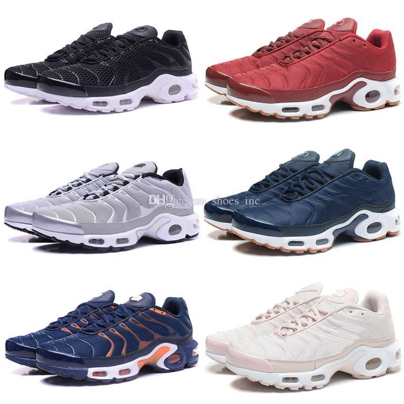 Acheter Hommes Mens Qualité Tn Classique Chaussures Sneakers Haute rrRqwT
