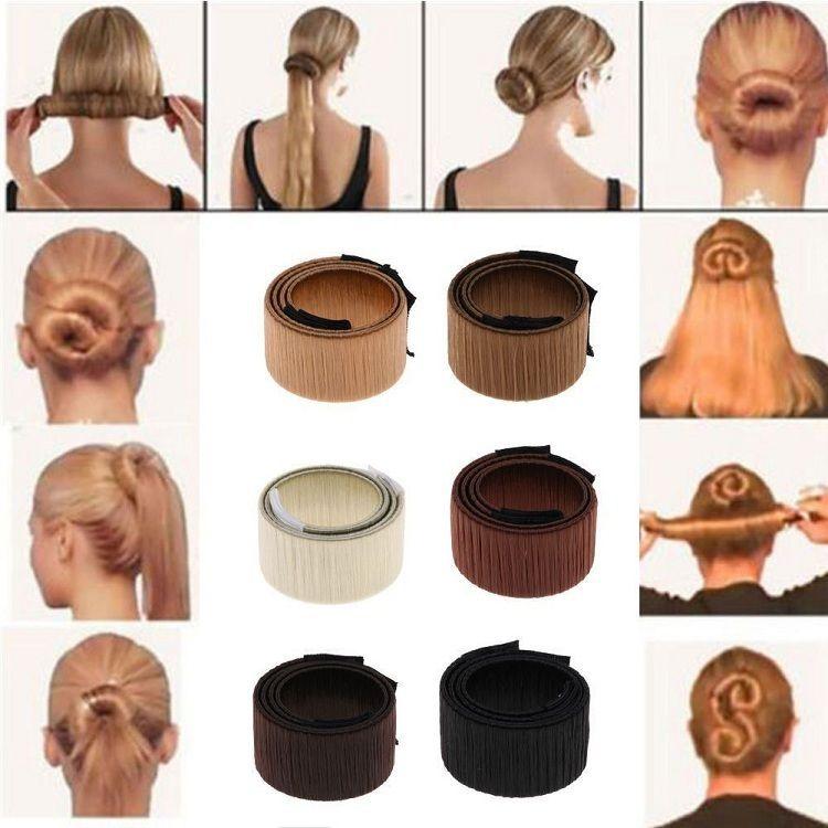 Acquista Donne Ragazze 1 PZ Hair Styling Donut Ex Schiuma Francese Twist  Magic DIY Strumento Bun Maker Styling Accessori i A  0.78 Dal Air11  8dabba5ed535