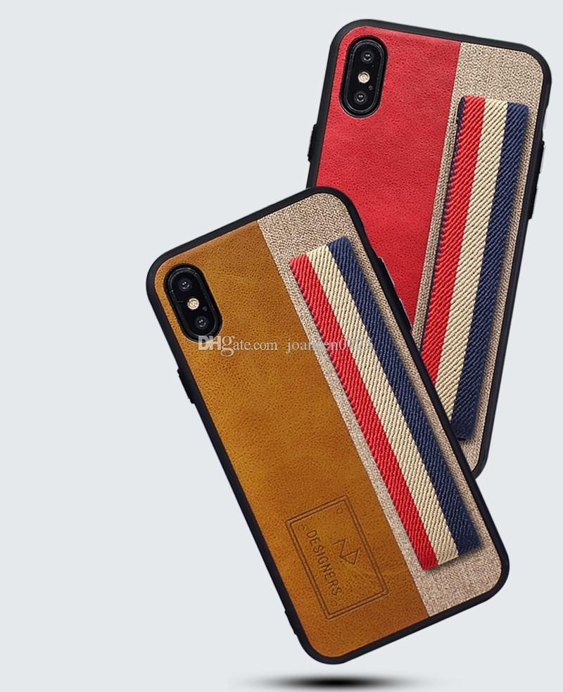 for apple iphone x 6 6s 7 8 plus phone case 3d wristband fashionfor apple iphone x 6 6s 7 8 plus phone case 3d wristband fashion leather armor back iphone case cover shell personalized cell phone cases waterproof cell
