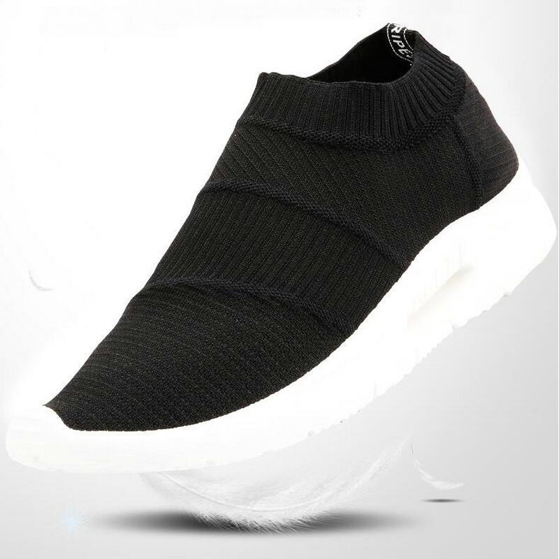 e272812908c 2019 2018 New Spring/Autumn New Models Men Shoes 2018 Fashion Comfortable  Youth Running Shoes For Male Soft Mesh Design Lazy From Mangosteeng, ...