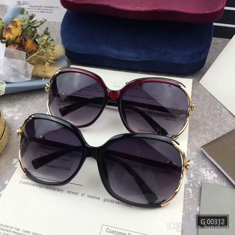 b5683823486 New Fashion Designer Sunglasses PC Full Frame G00312 Model High ...