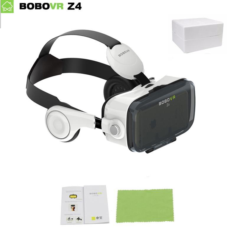 Купить Оптом VR Glasses BOBOVR Z4 3D Очки Mini VR BOX 2.0 Виртуальные Очки  В Реальном Времени Google Cardboard BOBO Headset Для Смартфонов 4.3 6.0  Отcigirat ... 1d4a35d1fc56e