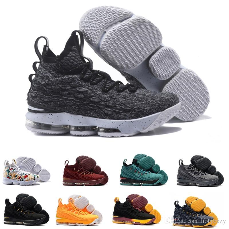 a939d5a7db77 Top Quality James 15 ACG Air Zoom Generation Mens Basketball Shoes James 15  Sports Shoes Sneakers 7-12 Seankers Shoes Basketball Shoes Men Shoes Online  with ...