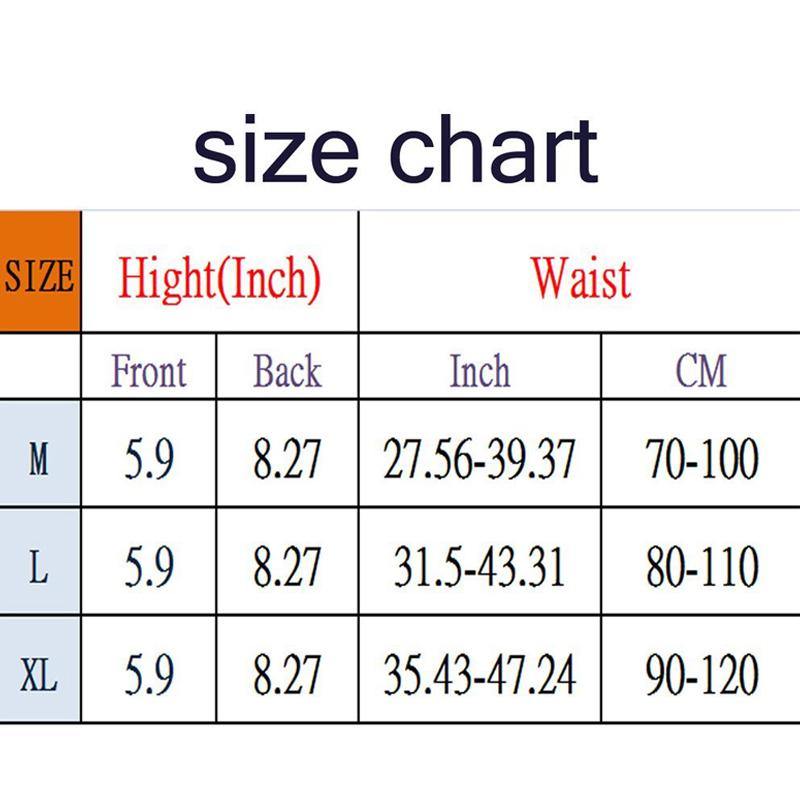 FLORATA Frauen Männer Body Shaper Slimmerbelt Taille Bauch Gürtel Gürtel Taille Cincher Underbust Control Korsett Fester Taille Trainer