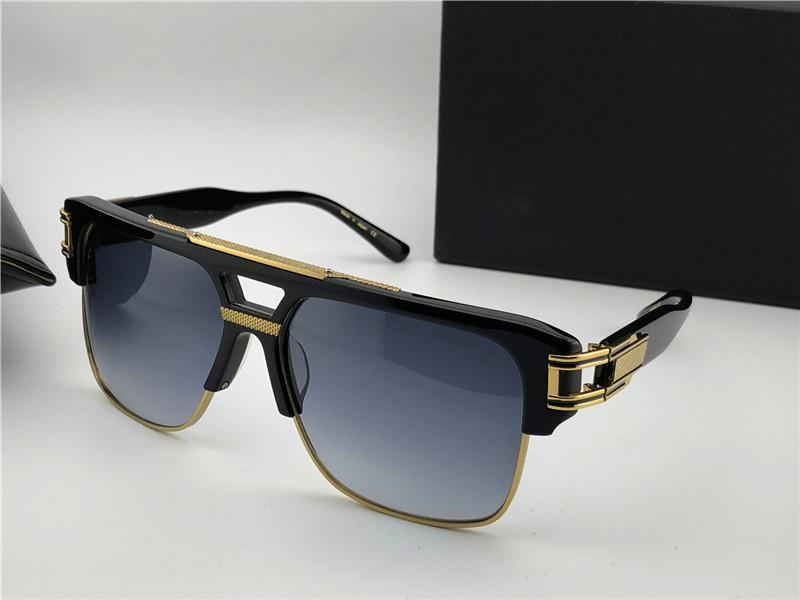 1e1e5ec3729 Classic Selling Men Designer Sunglasses Titanium Vintage Retro Style ...