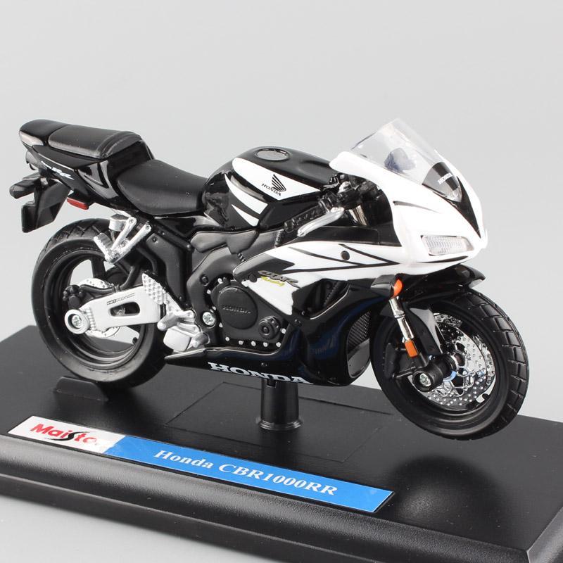 2018 Scala 1:18 Mini Maisto Honda Cbr Cbr1000rr Fireblade Moto Modello Sport Racing Moto Motogp ...