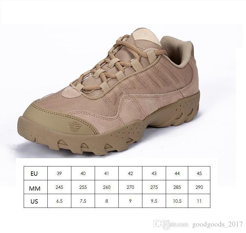 Acheter Combat Esdy Tactical Boots Outdoor Desert Chaussures WDH2e9YEIb