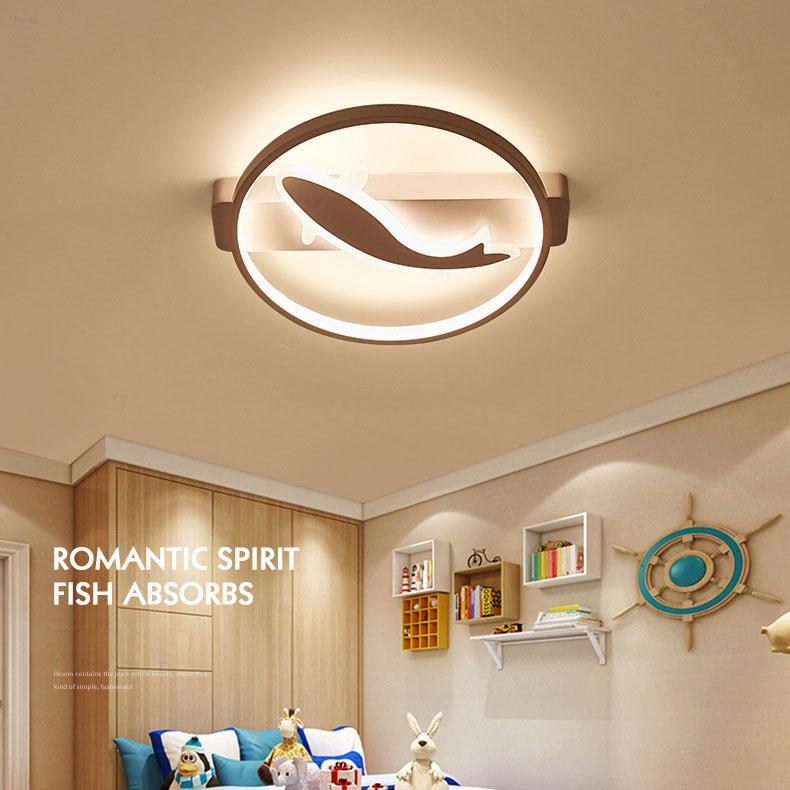 cheap ceiling lighting cool creative led ceiling lamp modern fish light fixture acrylic fashion home lighting ac110 240v lights cheap