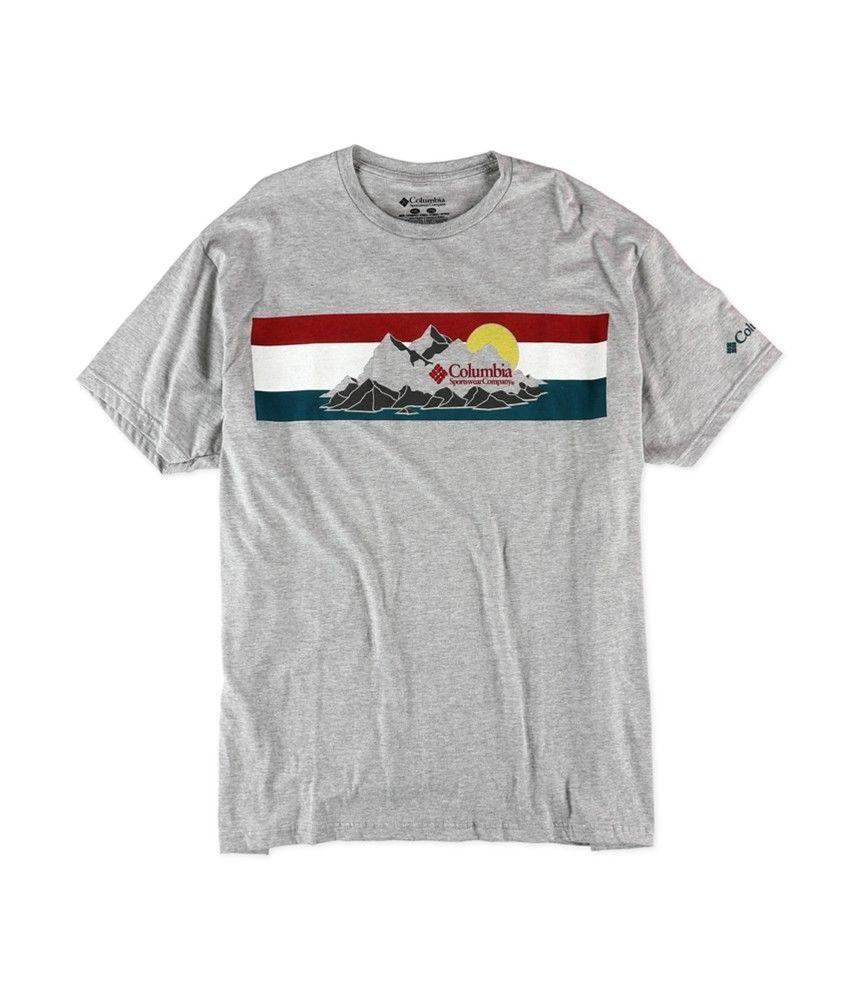 4594d5474ed Columbia Mens Rise Graphic T Shirt T Shirt Sale Cool Shirt Designs From  Yuxin06, $13.8| DHgate.Com