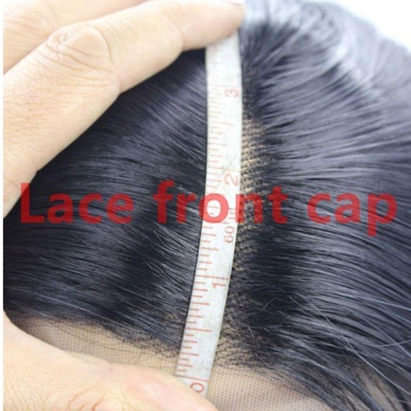Moda parrucca blu scuro da 18 pollici Ombre parrucca blu Parrucca sintetica alta temperatura parrucche afroamericane donna
