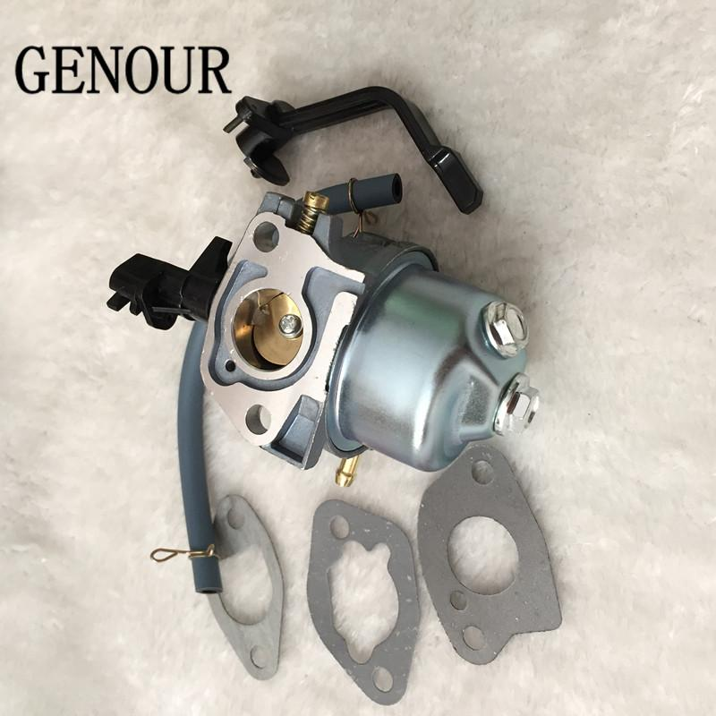 2KW 2.5KW CARBURETOR ASSY FITS generator GX160 168F 6.5HP ENGINE NEW CARB ASSEMBLY CHEAP GENERATOR REPLACE PART
