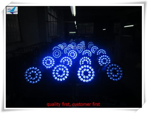 6x iluminación de la decoración del escenario 24x10w 4in1 10w rgbw led par light 1 año de garantía DJ SlimPAR LED PAR Puede lavar LighT