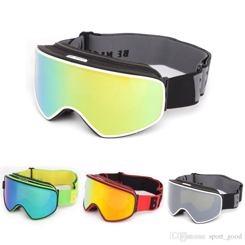9375d447a8fb 2019 Cool Ski Goggles 2 In 1 With Magnetic Dual Use Lens Night Anti Fog  UV400 Snowboard Skiing Goggles For Men Women Ski Glasses Eyewear From  Sport good