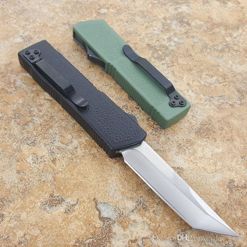 최근 미 기술 번개 칼 6 옵션 야영 생존 사냥 칼 나이프 복사 ZT 벤 을