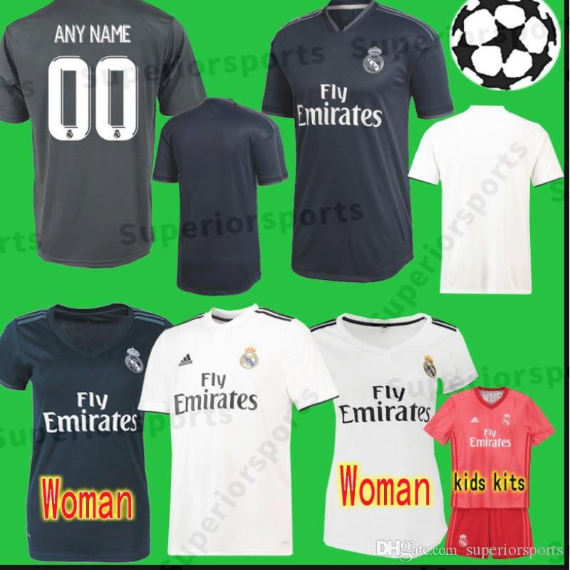 finest selection 98591 18289 Real Madrid Soccer Jerseys 8 Kroos Jersey 9 Benzema 10 Modric 11 Bale 12  Marcelo 20 Asensio 22 Isco 29 Arthur 14 coutinho