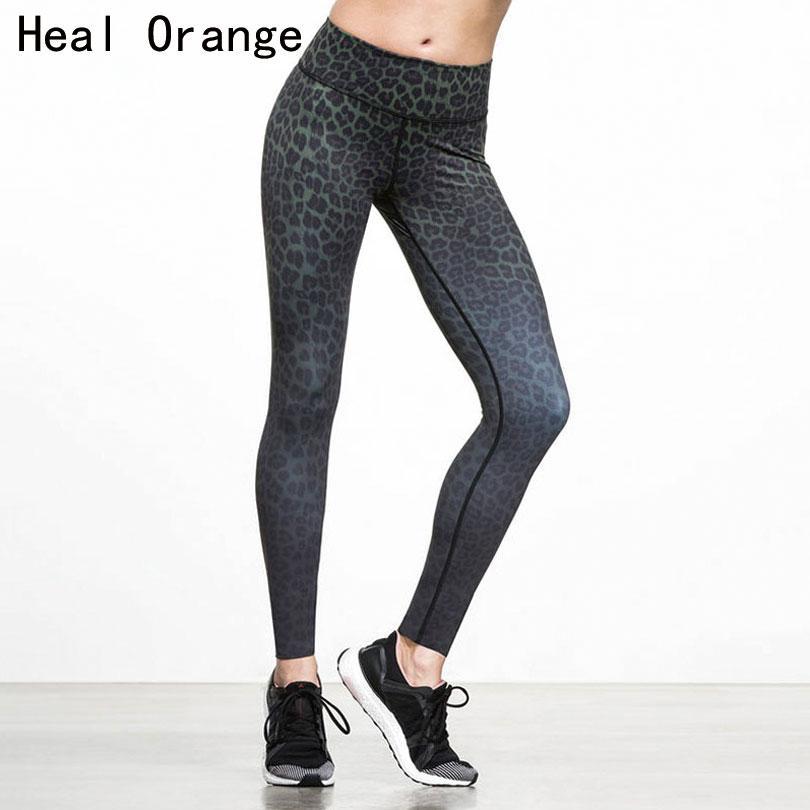 Acheter HEAL ORANGE Femmes Sport Legging Sexy Léopard Imprimé Pantalon De  Yoga Plus La Taille Fitness Pantalon De Sport Gym Running Tights Sport  Vêtements ... d0acdd7f786