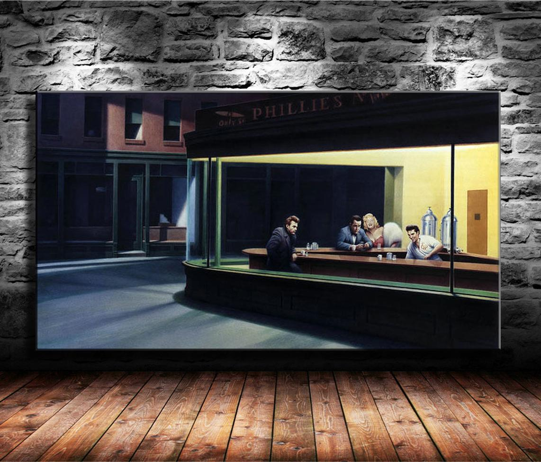 2019 boulevard of broken dreams home decor hd printed modern art rh dhgate com