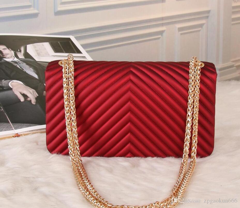 f57ec6bba530 2018 New Hot Sale Fashion Vintage Handbags Women Bags Designer Handbags  Wallets For Women Leather Chain Bag Crossbody And Shoulder Bags Handbags  For Women ...