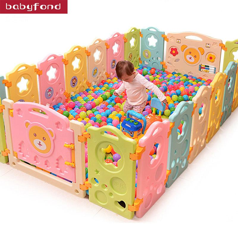 Playpen Nursery Playpen Children Play Pen Birthday Gift play Mats Included