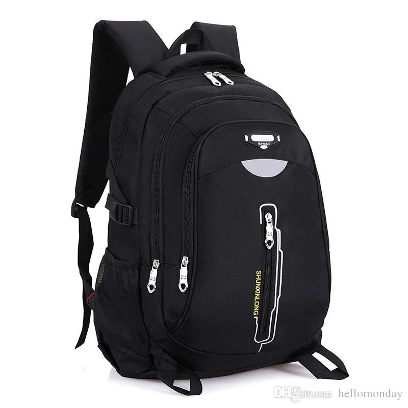4a5026e9fb Water Resistant Travel Laptop Backpack College School Computer Bag ...