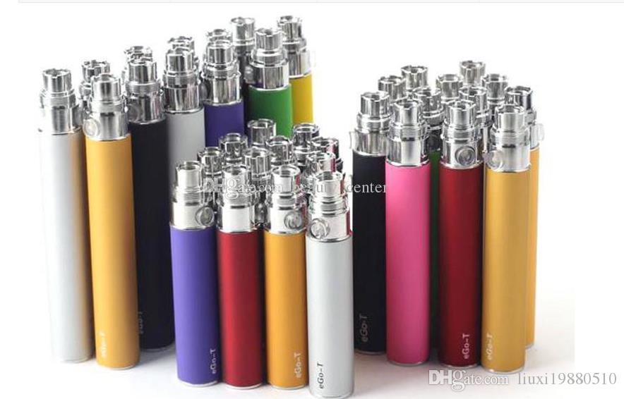 E çiğ eGo CE4 başlangıç kiti Tek CE4 Blister Kitleri 650 mah 900 mah 1100 mah EGO-T Pil CE4 Clearomizer Atomizer buharlaştırıcı vape kalem DHL