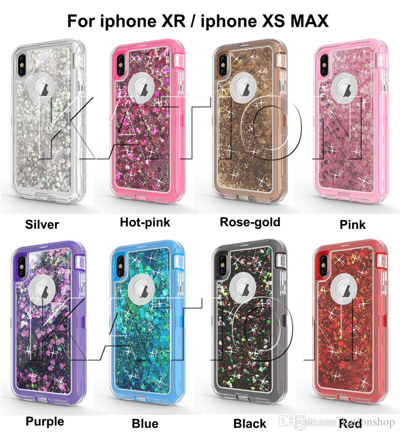 Giveaway iphone xr cases glitter purple