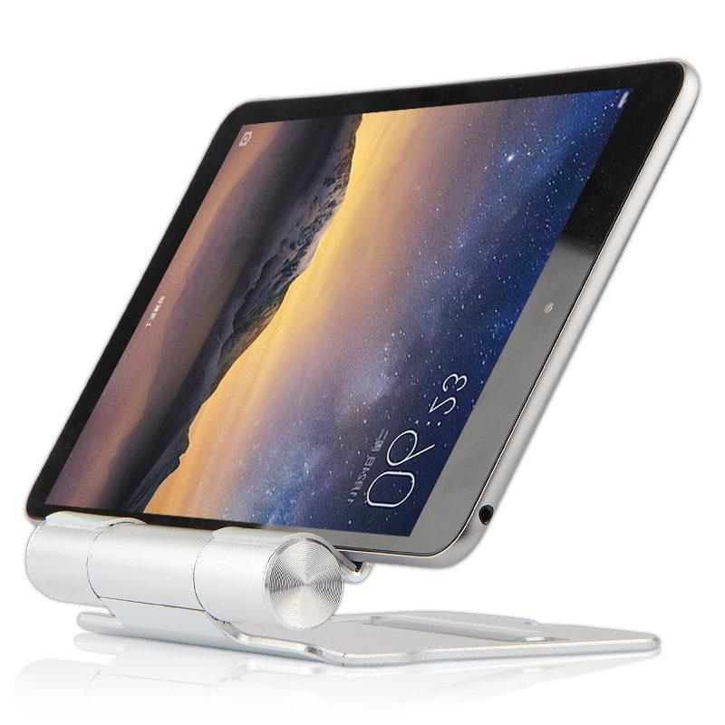 cb90a76921a Acheter Tablet PC Stands Métal Stent Support De Support De Bureau Pour  Lenovo ThinkPad 2 Tab3 MIIX 4 5 3 Vitrine En Alliage D aluminium Cas De   43.84 Du ...
