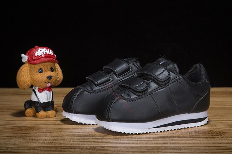 newest 77314 2eea7 2018i Cheap Kids Athletic Shoes Cortez Children Basketball Shoes Wolf Grey  Sports Sneakers for Boys and Girl Kids Eur 22-35