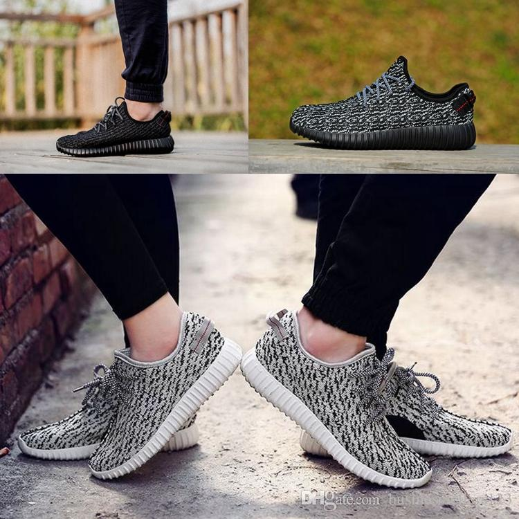 2018 Original Quality 350 Shoes Pirate Black Moonrock Tan White Kanye West 350 Size 13 Casual Outdoor Light Running Shoes 2014 new cheap online free shipping genuine cheapest price cheap price PFtg2aArx