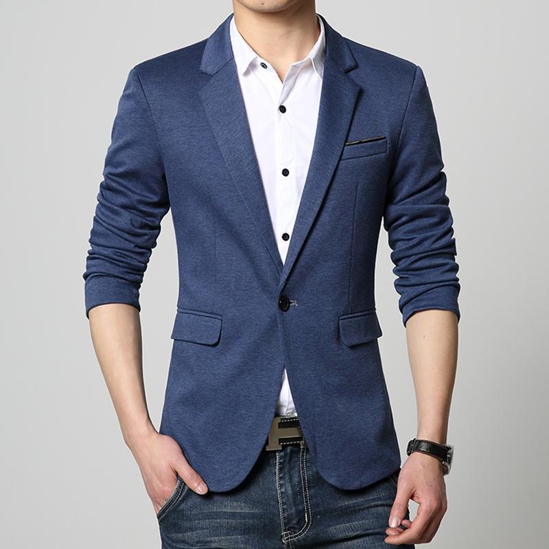 2019 2018 New Autumn And Winter Men S High Quality Suit Jackets