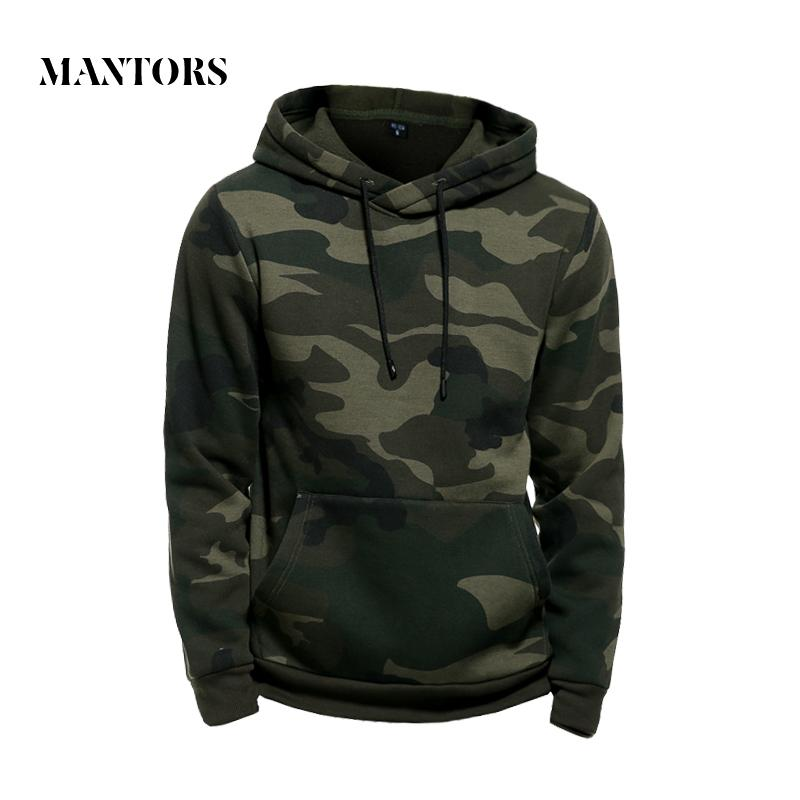 Camo Hoodies Men Military Pocket Hooded 2018 Autumn Winter Army Green Sweatshirt  Mens Camouflage Fleece Hoodie Male Hip Hop UK 2019 From Clothesg220 07c18994fbc