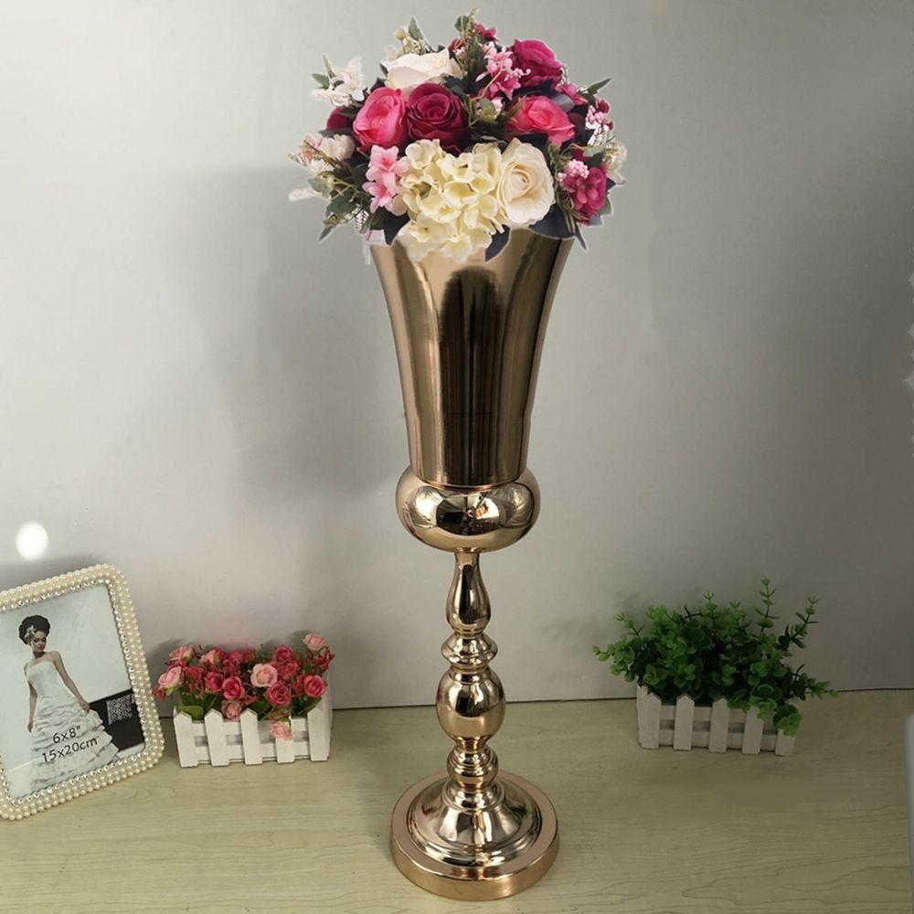 floor vase 60 cm 24 wedding table centerpieces event flower stand rh dhgate com