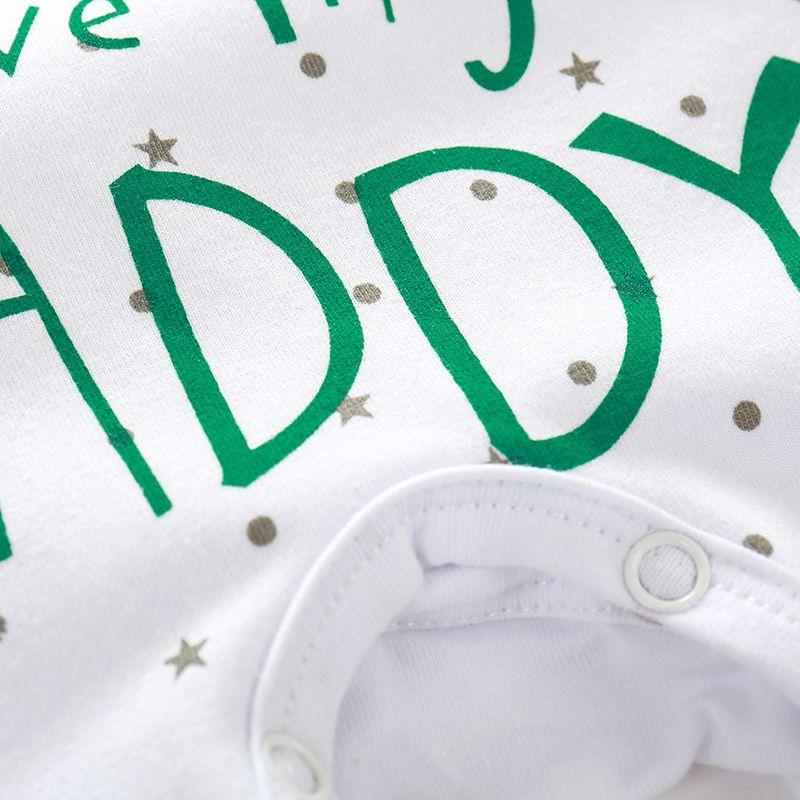 Bebê recém-nascido Menina Romper Baby Boy Macacão Roupas 100% Algodão Roupa Interior Macacão Roupas Macacão de Bebê Traje