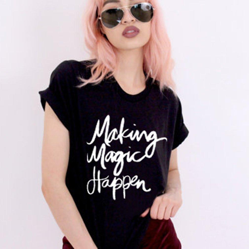 dda56a953ce5c 2018 Summer Women T Shirt Sexy Cotton Femal Tee Tops Print Letter Plus Size  4XL Lady Shirts Korean Style Streetwear Tshirt T Shirt Quotes Patriotic T  Shirts ...