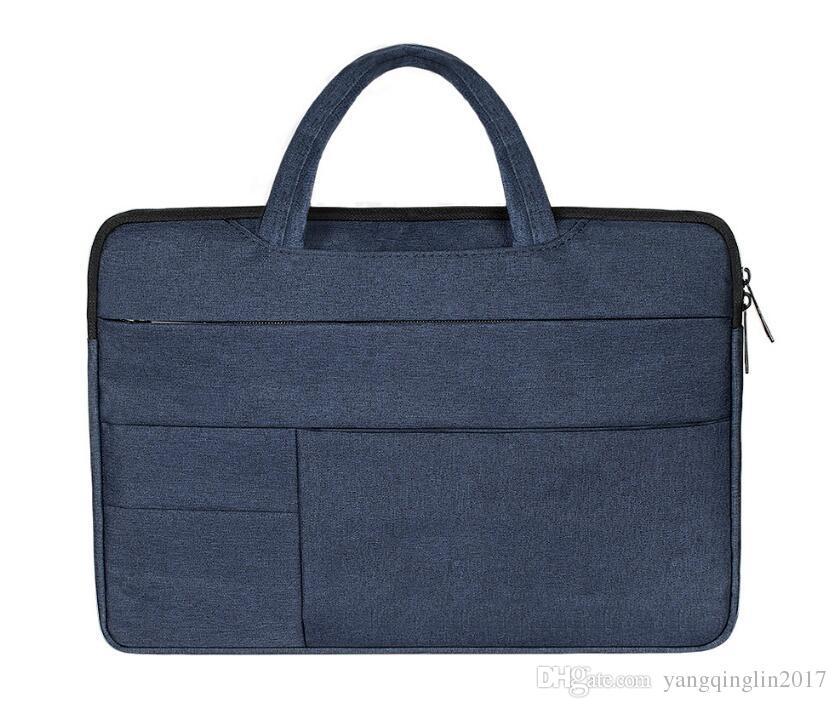 4474848871d4 Laptop bag multifunction Notebook Portable Business Handbag Fit 11 12 13 14  15.6 Laptop