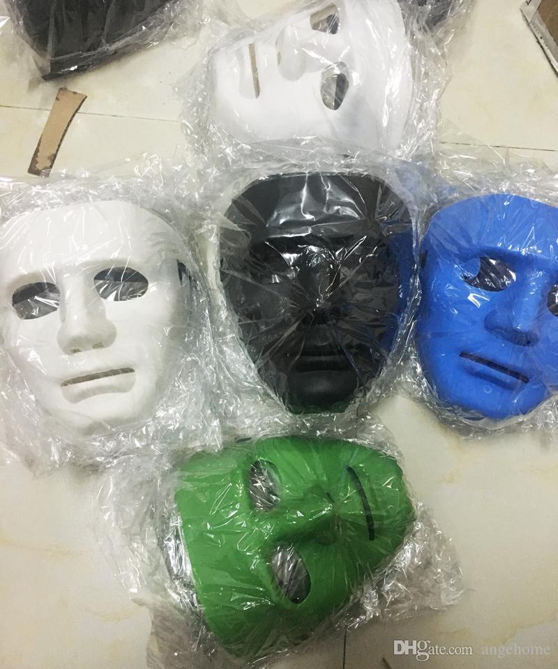 Atacado máscaras Bboy Hiphop JabbaWockeeZ máscaras de dança de rua de Alta Qualidade Moda Máscara de Halloween Shuffle Máscara de Dança Traje Máscara Do Partido