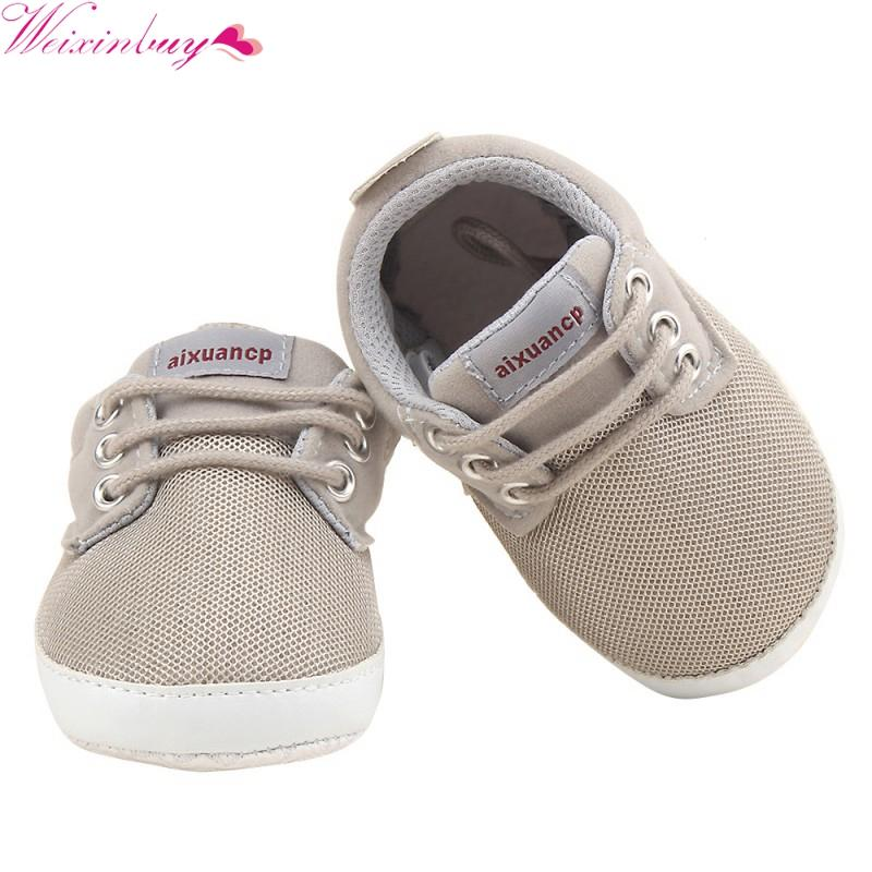 8dc729534eb82 Baby Shoes Boys Soft Male Baby Leisure Sports Soft Bottom Shoes Toddler  Kids Toddlers Sneakers 0 18 Months Girls Leather Boot Red Leather Shoes  From Callshe ...