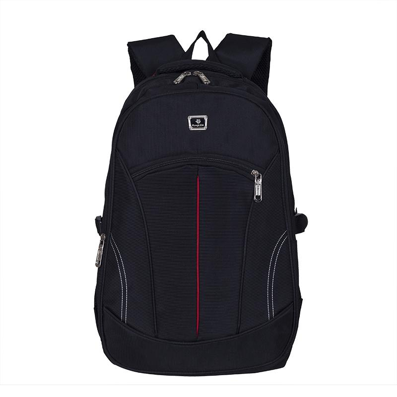8dcfdb33219f Men s Business Laptop Backpack High Quality Oxford Black Backpacks for  Teenage Waterproof Travel Bags Multifunction Rucksack