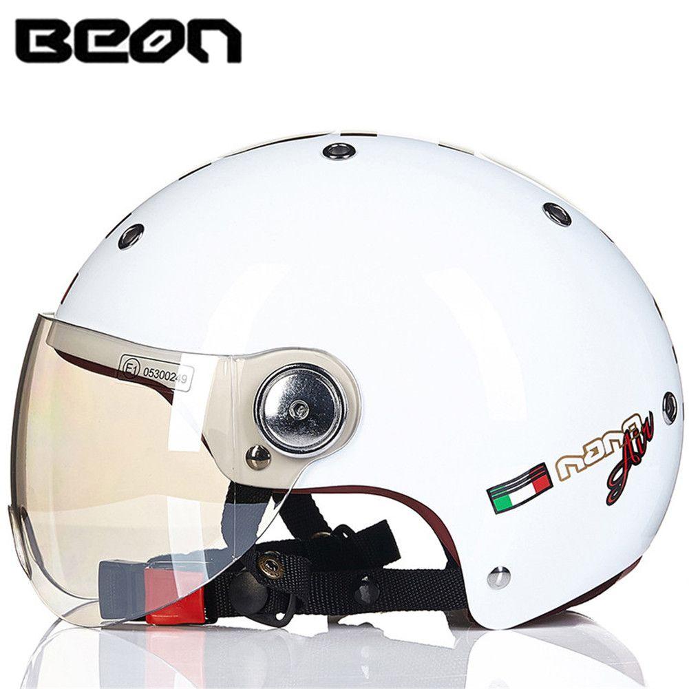 Beon fashion motorcycle helmet chopper half face vintage helmet moto casque casco motocicleta capacete vespa helmets motorcycle helmet stickers motorcycle