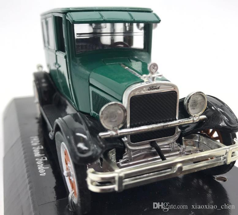 2018 1:32 Scale Alloy Car Model High Simulation Ford Classic Cars ...