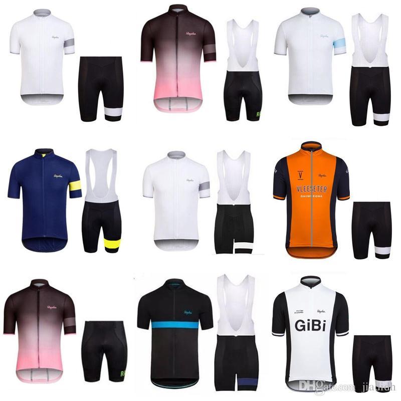 RAPHA Team Cycling Short Sleeves Jersey Bib Shorts Sets Best Selling Anti  UV Summer Bike Cycling Set C3019 Cycling Shirts Bicycle Clothing From  Jiadidh 60bae29e7