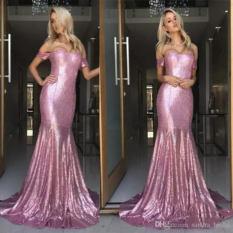 Sequin Mermaid Dress