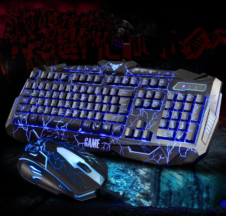 003e3fdaa03 2019 V100/M200 104 Keys Gaming Wired Mechanical Keyboard Real RGB Blue  Switch LED Backlit Anti Ghosting For Game From Starship13, $41.22 |  DHgate.Com