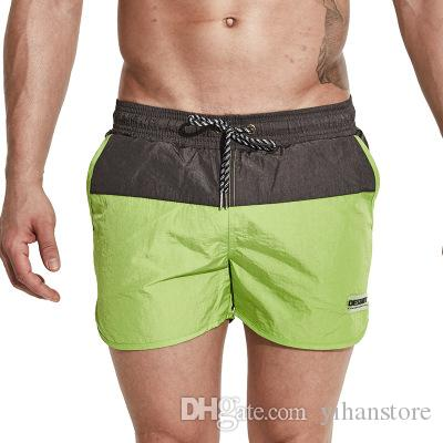 We Zwembroek.2019 Desmiit Men Zwembroek Heren Swimwear Shorts Bermudas Swimming