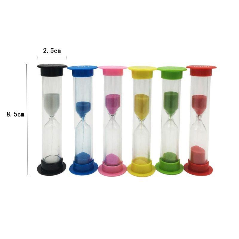 wholesale 30sec 1min 2min 3mins 5mins 10mins colorful hourglass sandglass sand clock timers new sandglass sand clock timers sand clock timer hourglass