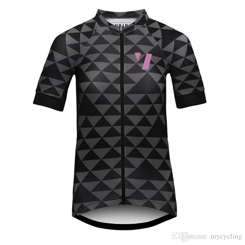 2018 Summer VOID Women Tops Cycling Jersey Short Sleeve shirts Ropa De Ciclismo Road Bike Clothing MTB Bicycle Clothes Cycle Wear D2601